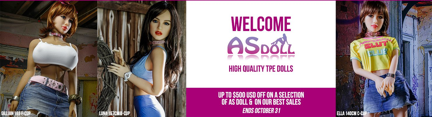 Super Deals on Realistic Sex Dolls