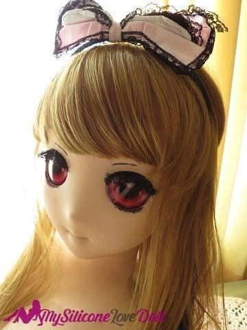 Manga Sex Doll Fabric My Silicone Love Doll