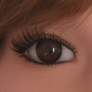 brown eyes for sex dolls