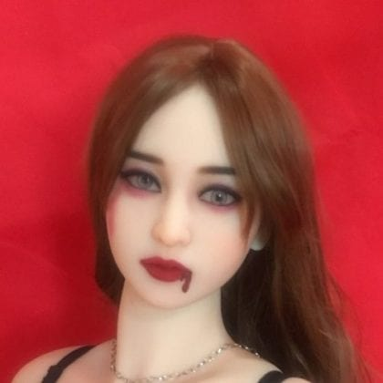 Sex Doll Head - #33 Halloween - My Silicone Love Doll