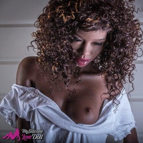 Sarah a beautifull Ebony sex Doll