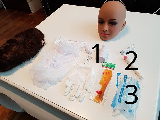 prepare how to use sex doll